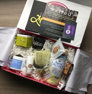 Сборная коробка с подарками своими руками
