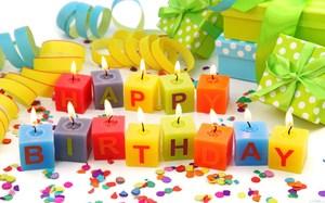 Поздравления и подарки в День Рождения