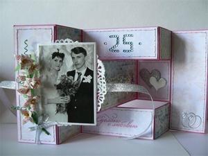 Что подарит родителям на годовщину свадьбы своими руками фото 8